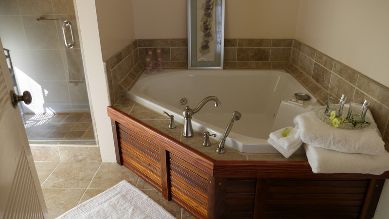 private baths at bed breakfast near charlotte nc